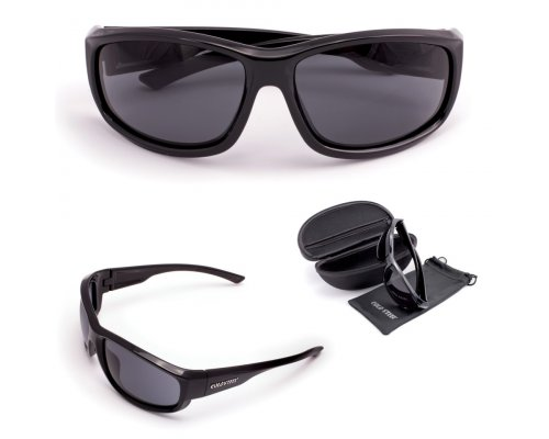 COLD STEEL Battle Shades Mark-II (Gloss Black) zaštitne naočale-1