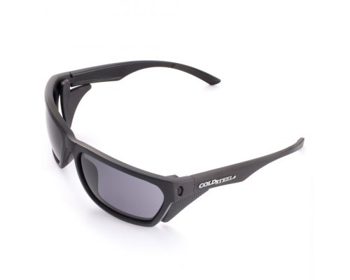 COLD STEEL Battle Shades Mark-III Lo-Pro Sunglasses (Matte Black) Polarized zaštitne naočale-1