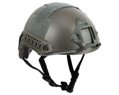FAST Helmet MH Eco Version kaciga (Foliage Green)-1