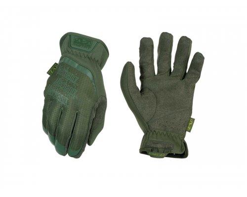 Mechanix Fastfit OD Green taktičke rukavice (M)-1