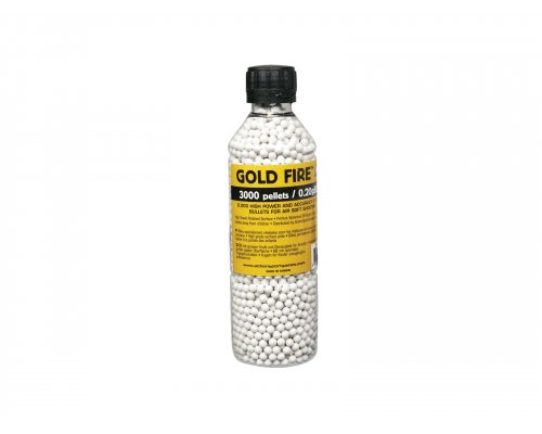 Gold Fire 0,20g Airsoft BB-1