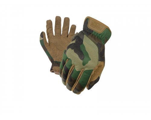 Mechanix FASTFIT Woodland taktičke rukavice (M)-1