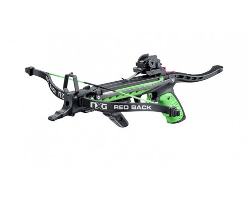NXG Red Back Crossbow samostrel (zeleni)-1