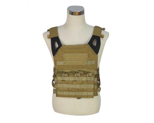 Swiss Arms JPC prsluk coyote-1