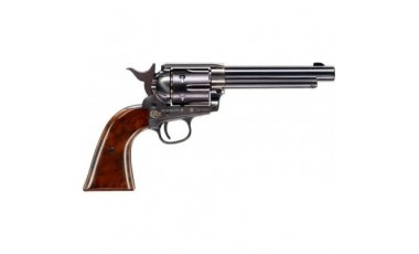 Air Revolver COLT SINGLE ACTION ARMY SAA PEACEMAKER BLUED-1