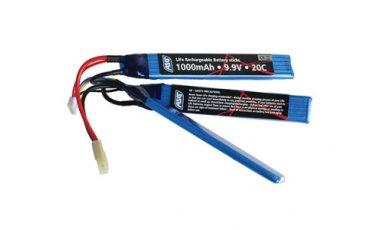 ASG LiFe 9.9V /1000mAh LI-FE baterija-1