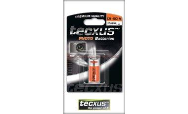 Baterija Tecxus 3 V CR123A-1