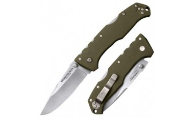COLD STEEL STEVE AUSTIN WORKING MAN OD GREEN Preklopni Nož-1