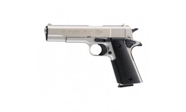 Colt Government 1911 A1 NICKL-1