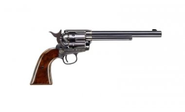 COLT SINGLE ACTION ARMY SAA PEACEMAKER BLUE FINISH 7,5 Zračni Revolver-1