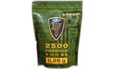 ELITE FORCE BB kuglice 0,25 g 2500 pcs-1