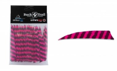BUCK TRAIL PERA ROZA-1