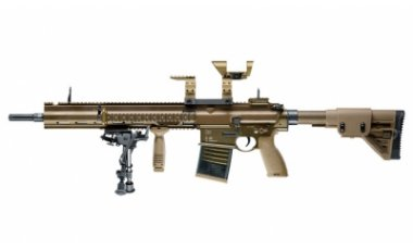Heckler & Koch G28 airsoft puška-1