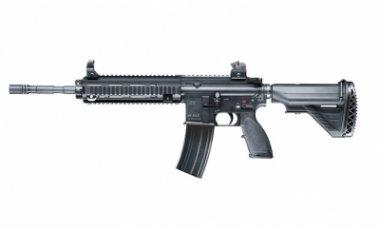 Heckler & Koch HK416 GBB airsoft rifle-1