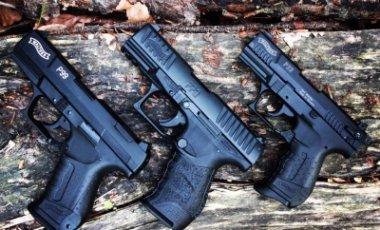 Blank - Gas Guns