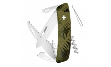 SWIZA C05 Švicarski Preklopni Nož-1