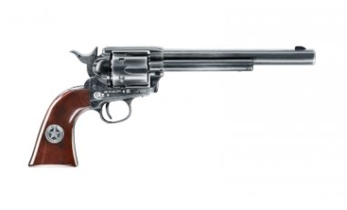 COLT SINGLE ACTION ARMY SAA PEACEMAKER US MARSHAL LIMITED EDITION 7,5 Zračni Revolver-1