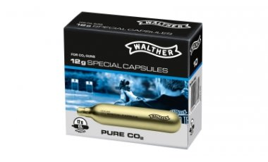 Walther PURE CO2 Ampula 12gr-1