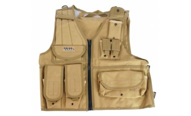 SWISS ARMS TACTICAL TAN prsluk-1