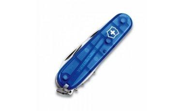 VICTORINOX SPARTAN BLUE TRANS-1