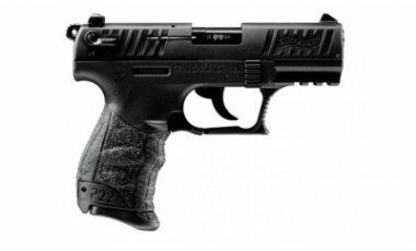 WALTHER P22QD .22-1