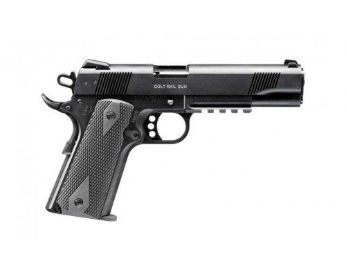 COLT GOVERNMENT A1 RAIL GUN .22LR -1