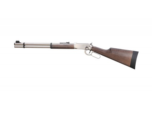 Walther Lever Action Steel Finish-1