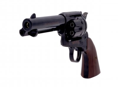 Colt SAA Peacemaker S-BK2 airsoft revolver-2