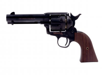 Colt SAA Peacemaker S-BK2 airsoft revolver-3