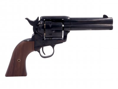 Colt SAA Peacemaker S-BK2 airsoft revolver-4