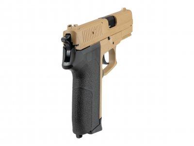 SWISS ARMS MLE HPA spring airsoft pištolj FDE-3