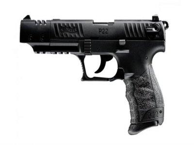 Walther P22QD Target-2