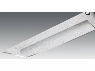 COLD STEEL VOYAGER XL TANTO POINT PLAIN EDGE CTS® BD1 NOVI ČELIK NEW BLADE STEEL-1