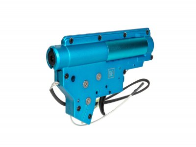 Complete Reinforced Gearbox V2 with Micro-Contact (Rear-Wired) -1