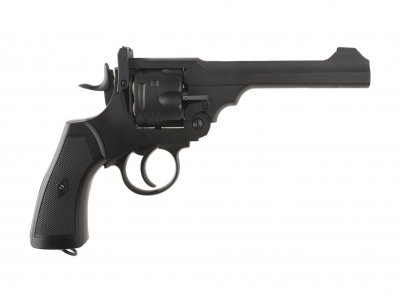 WELL G293 airsoft revolver-1