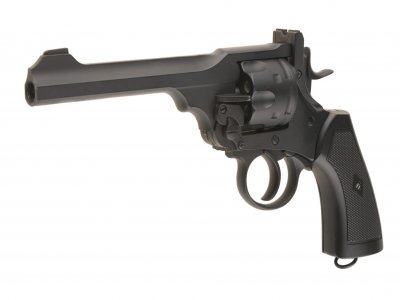 WELL G293 airsoft revolver-2