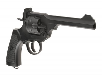 WELL G293 airsoft revolver-3