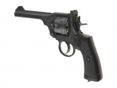 WELL G293 airsoft revolver-4