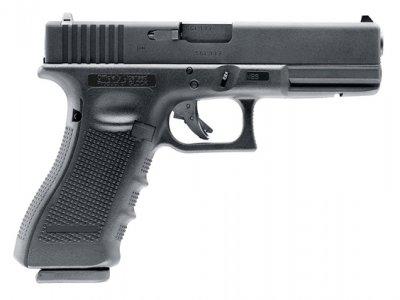 GLOCK 17 Gen4 airsoft pištolj Green Gas-2