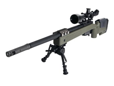 M40A5 airsoft replika OD green-1