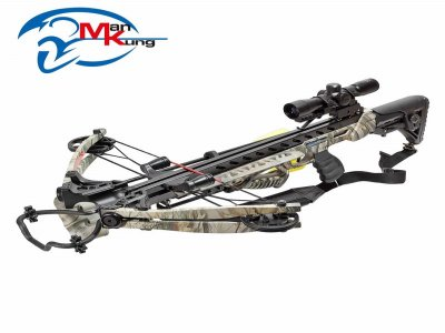 SAMOSTREL COMPOUND MKXB56 175 LBS 375 FPS FROST WOLF GOD CAMO-2