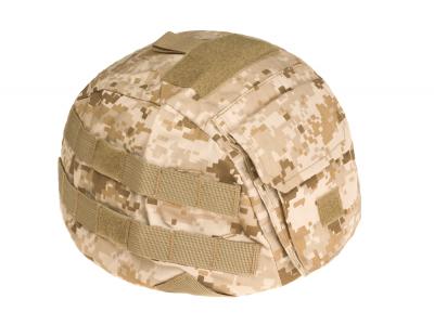 INVADER GEAR Raptor Helmet Cover Marpat Desert kaciga-2