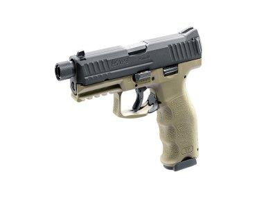 HECKLER & KOCH VP9 TACTICAL FDE 6mm AIRSOFT pištolj-2