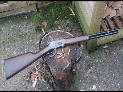 Legends Cowboy zračna puška-4