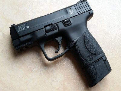 SMITH & WESSON M&P 9c Startno-Plinski Pištolj-3