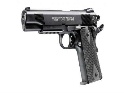 COLT GOVERNMENT A1 RAIL GUN .22LR -2