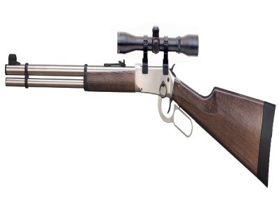 Walther Lever Action Steel Finish-3