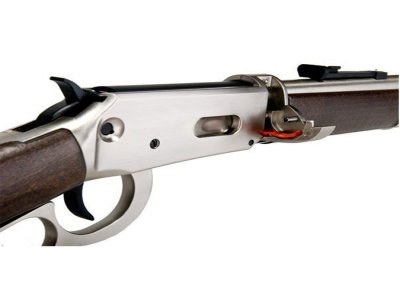 Walther Lever Action Steel Finish-2
