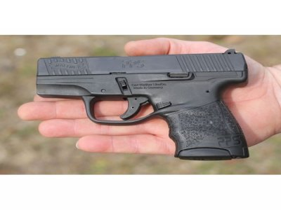 WALTHER PPS POLICE M2 9X19-3