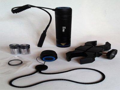 WALTHER PRO PL60RS Džepna svjetiljka-1